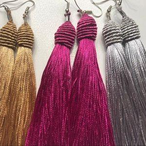 Jewelry - Tassle Earrings